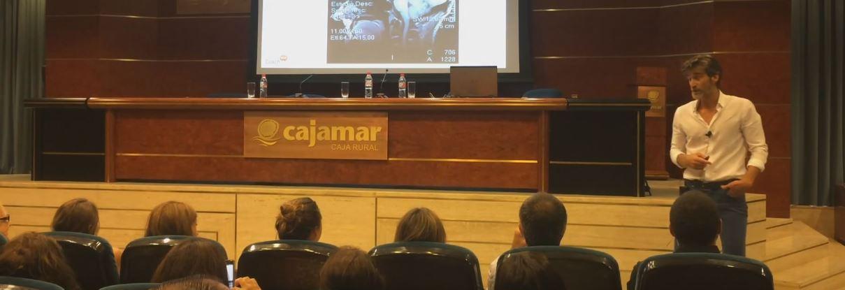 """Conferencia de Fernando Gastaldo: """"Cerebro e Inteligencia Emocional, claves para una vida neurosaludable"""""""