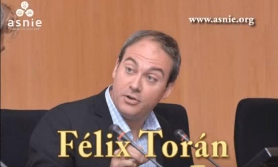 Conferencia de Félix Torán. Ecología mental para dummies