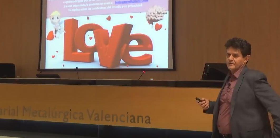 Conferencia de Raúl Espert: El cerebro emocional. De las emociones a los sentimientos