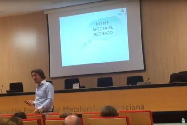 Vídeo de la conferencia de Fernando Pena:  Cómo seducir