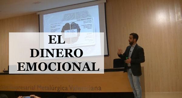 Vídeo de la conferencia: El dinero emocional por Miguel Tamarit:
