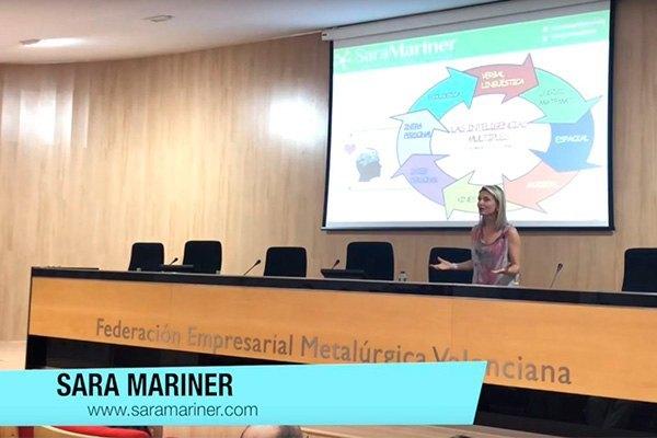 Vídeo de la conferencia: Claves para crear Bienestar y Riqueza – Metodología 3 C ® por Sara Mariner