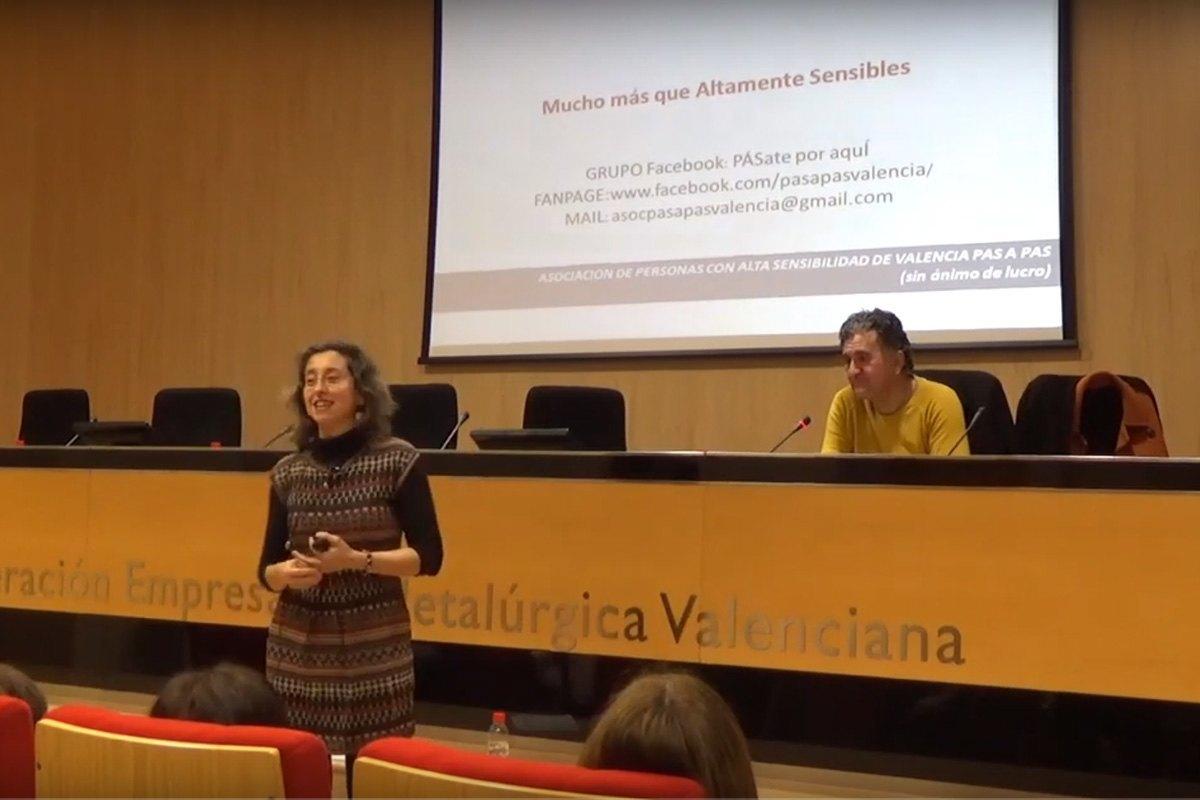Vídeo de la conferencia: La alta sensibilidad. Tan desconocida. Tan necesaria.