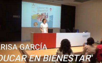 Conferencia: Educar en bienestar